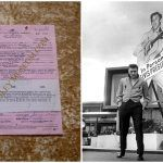 Elvis Presley Las Vegas Contract From 1956 Slated for Auction
