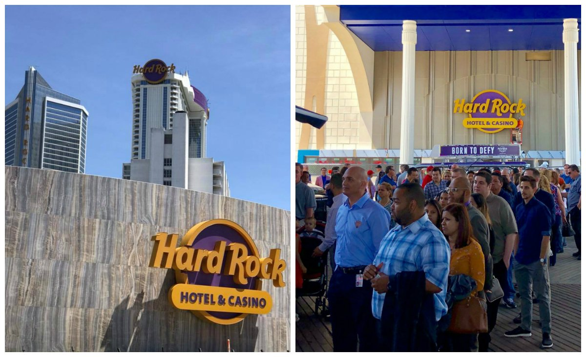 Atlantic City casino employees jobs
