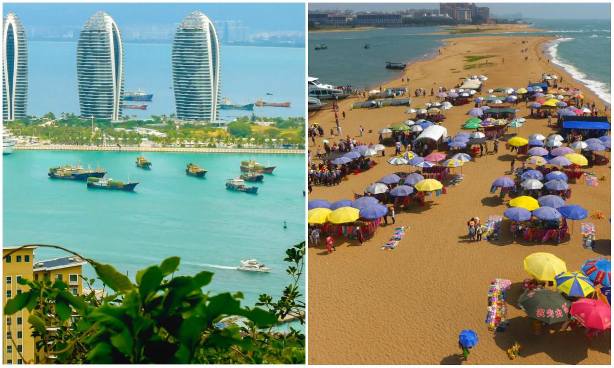 China cashless casinos Hainan Macau