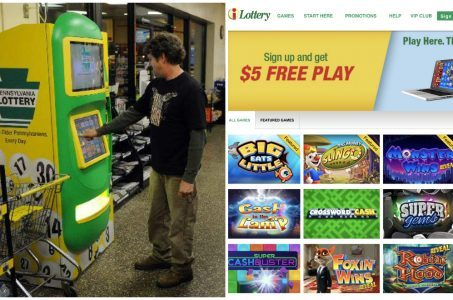 Pennsylvania casinos slot machines lottery