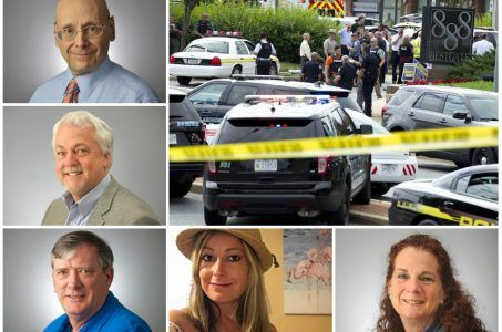 Annapolis shooting Capital Gazette