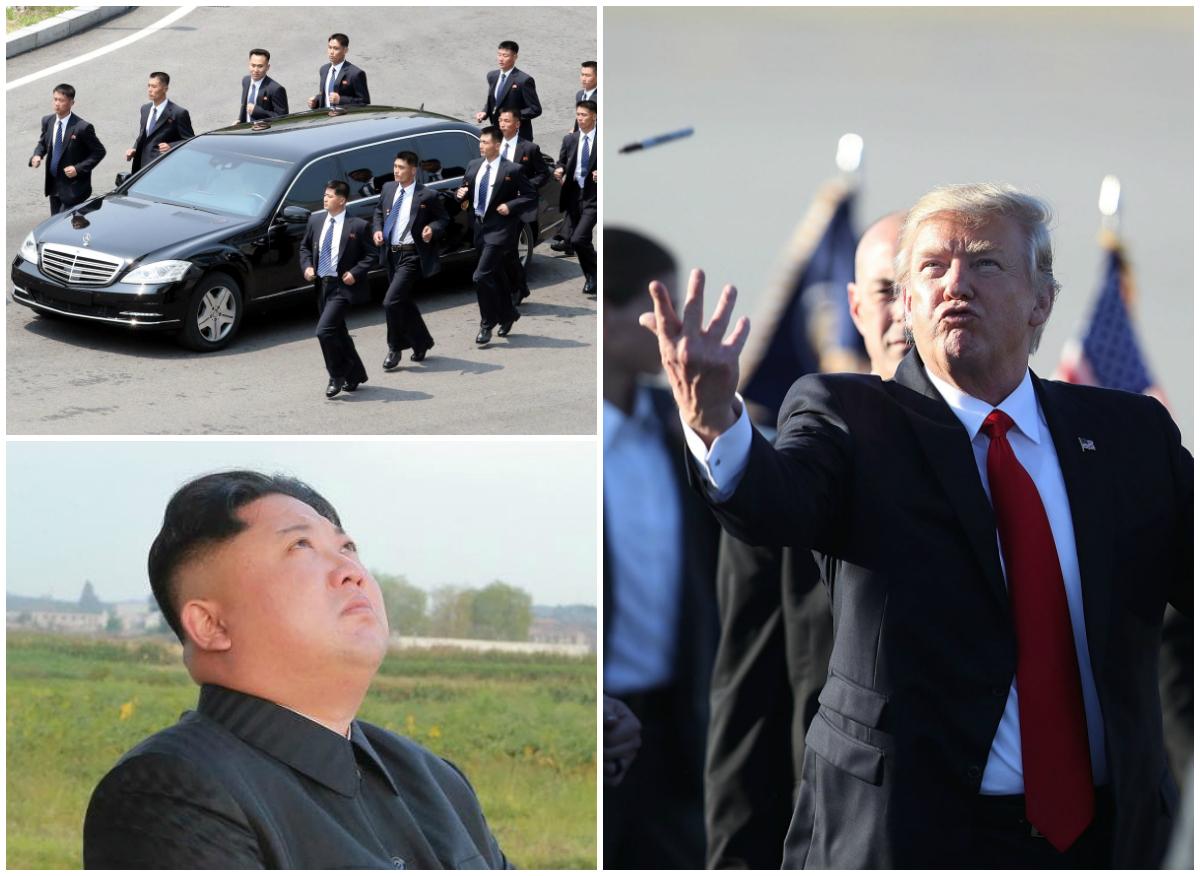 Trump-Kim summit odds