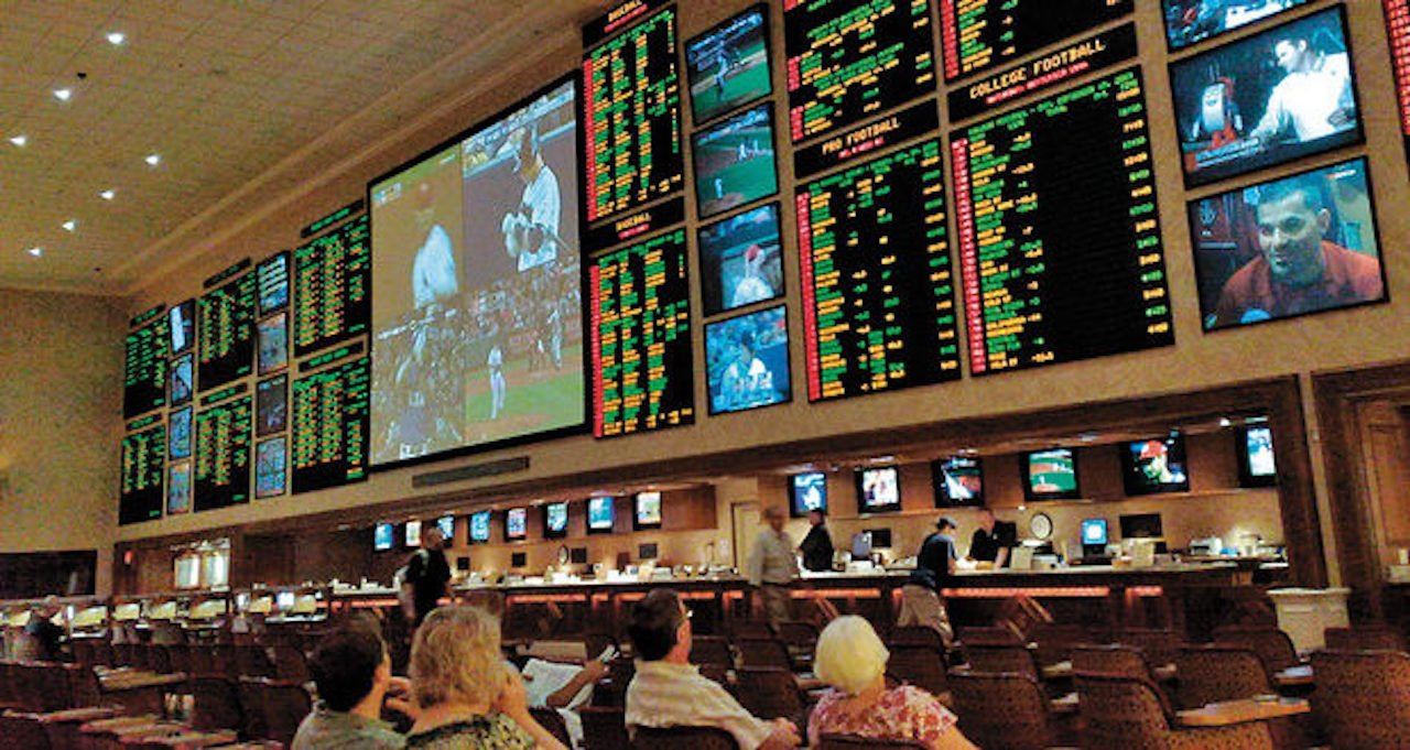 Sports betting casinos in delaware boxed horse race betting
