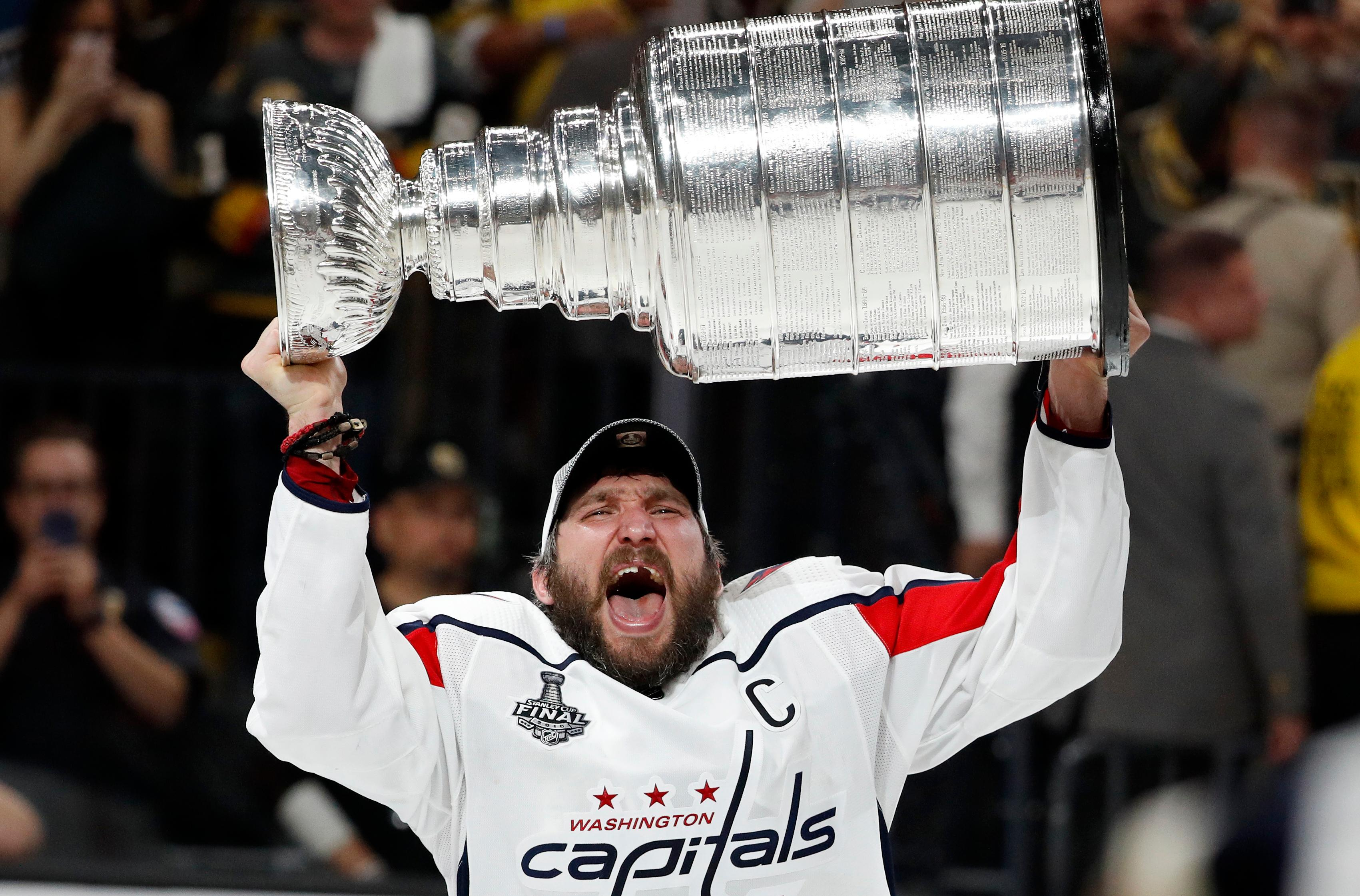 2018 Stanley Cup Goes to Washington Capitals  Vegas Golden Knights Fall  Short in Last Game of Legendary Finals b06a6986b1d