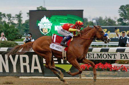 Justify Triple Crown horse racing odds