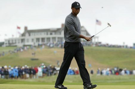Tiger Woods odds golf Open