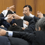 Japan Casino Bill Passed by Lower House as All Hell Breaks Loose on Committee Floor: Not a Done Deal Yet
