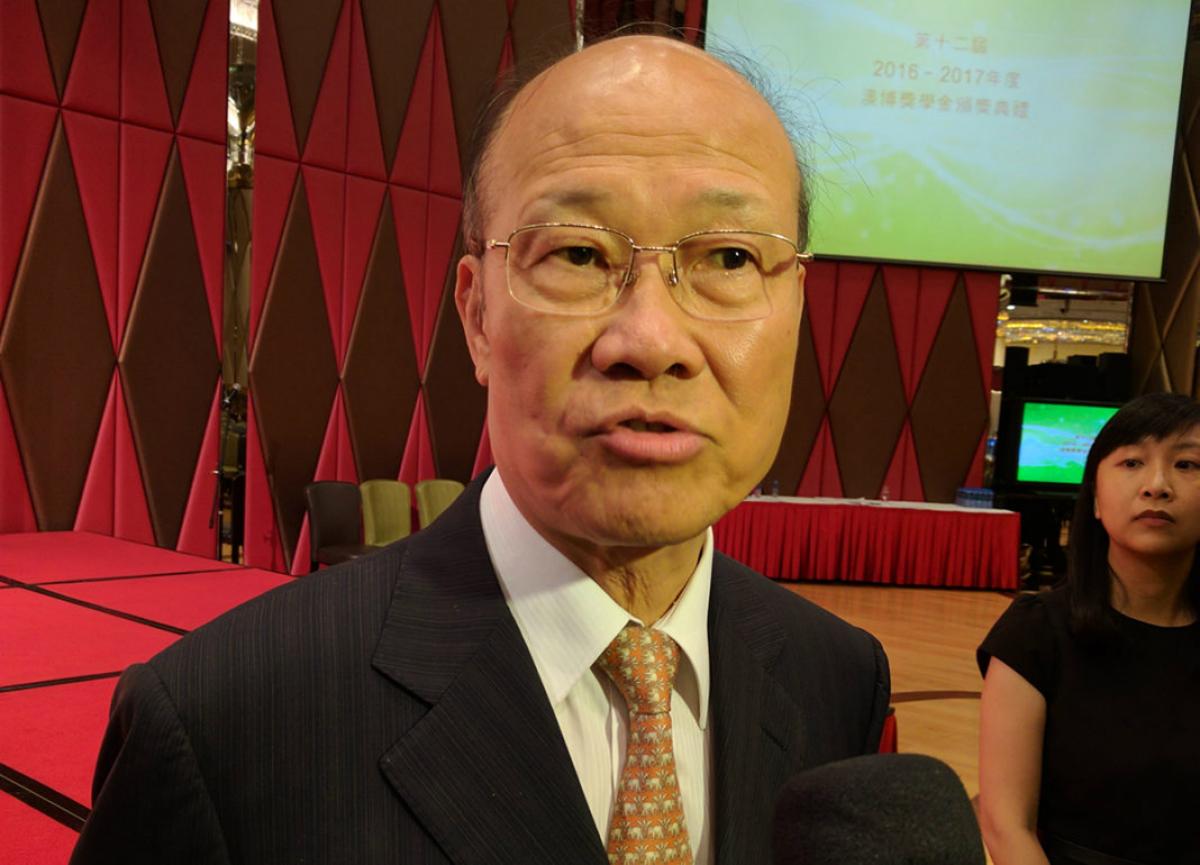 SJM Holdings Macau casino license
