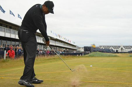 Open Championship golf odds Tiger