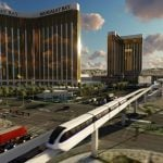 Lack of Las Vegas Monorail Funding Leaves Mandalay Bay Stop for Raiders Stadium Opening in Question