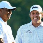 Tiger Woods vs. Phil Mickelson Showdown: Odds Say It's A Toss Up