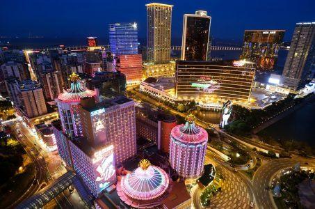 Macau casino stocks