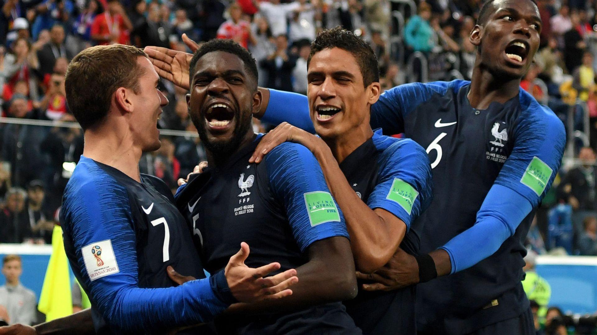 World Cup Final France Croatia