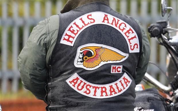 Hells Angels Australia lottery winner
