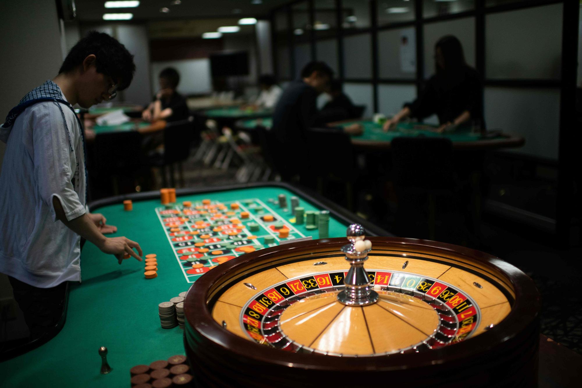 Japan casino bill passes