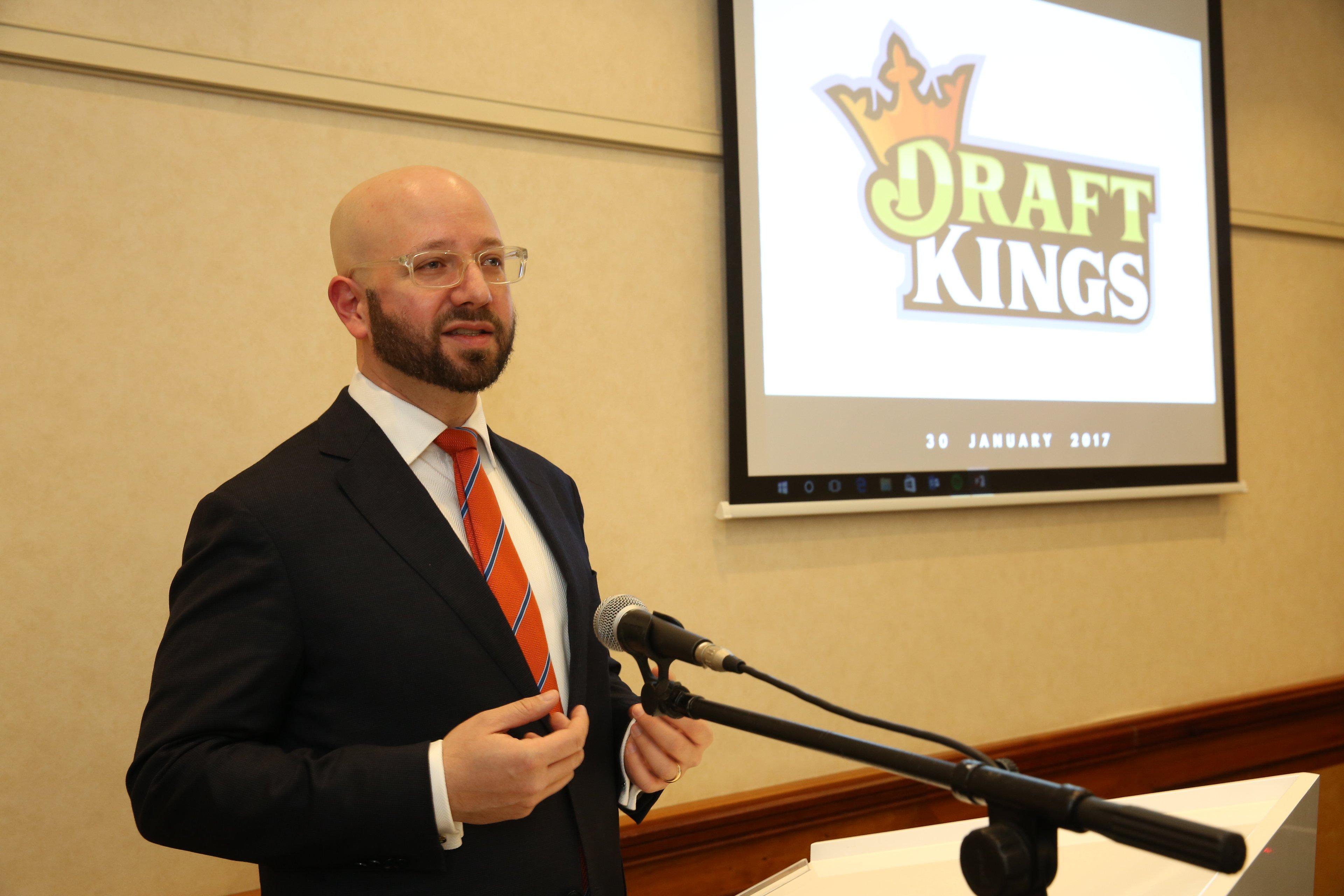 DraftKings CIO Jeffrey Haas