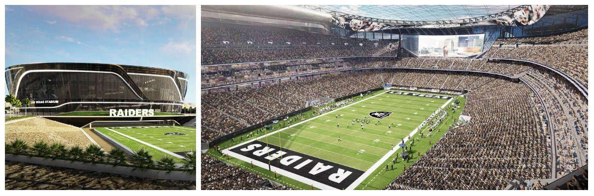 Las Vegas Raiders stadium PSLs