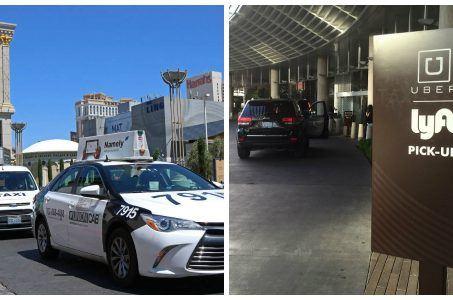 Las Vegas cabby boycott and Rideshare options