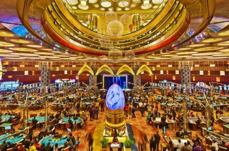Macau gaming worker ban