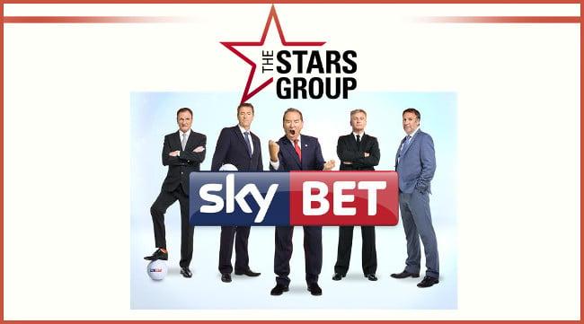 PokerStars SkyBet merger alliance