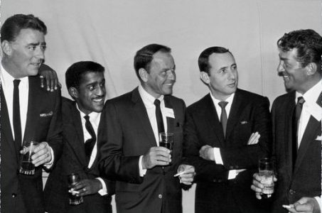 Rat Pack smoking