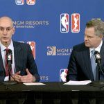 MGM Resorts Scores Slam Dunk With NBA, Becomes League's Official Gaming Partner