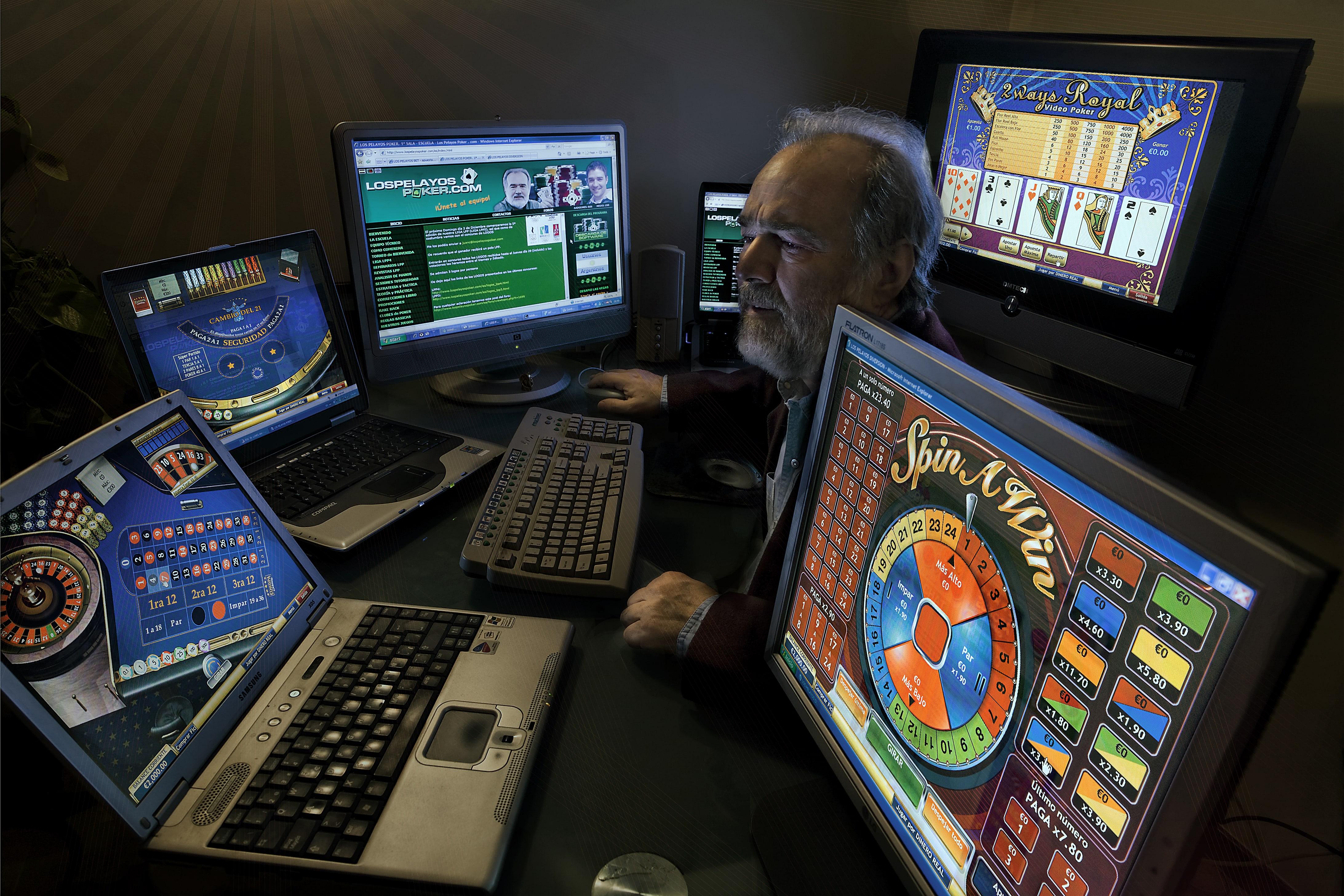Gambling Away To Victory