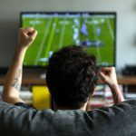 sports betting television NFL ratings