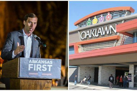Arkansas casinos ballot question