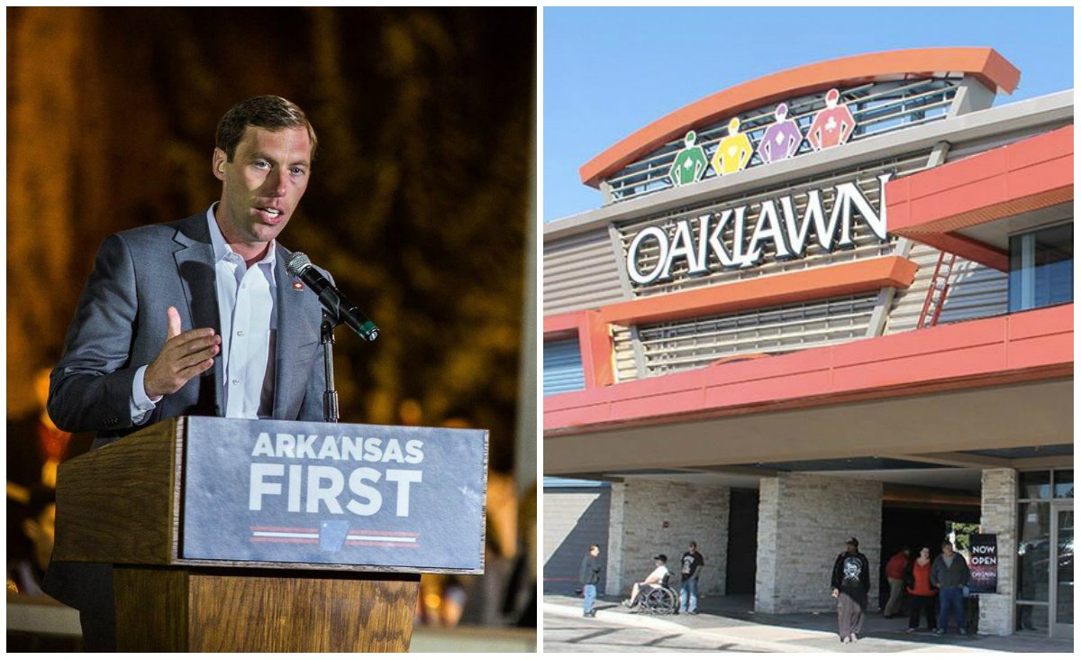 Arkansas casinos ballot question
