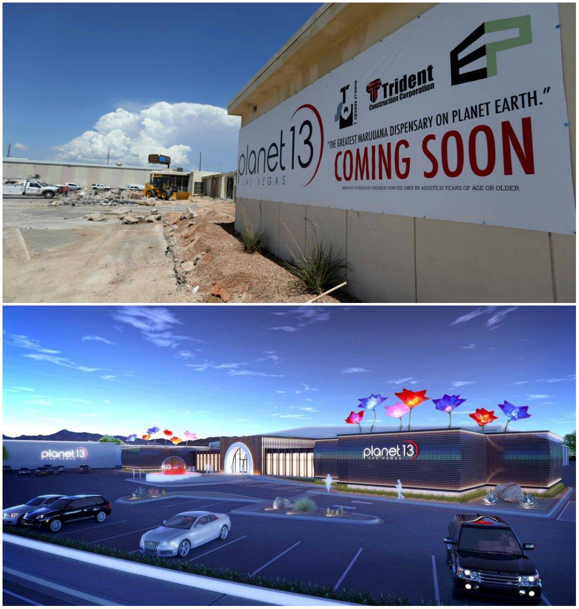 Las Vegas marijuana dispensary casinos