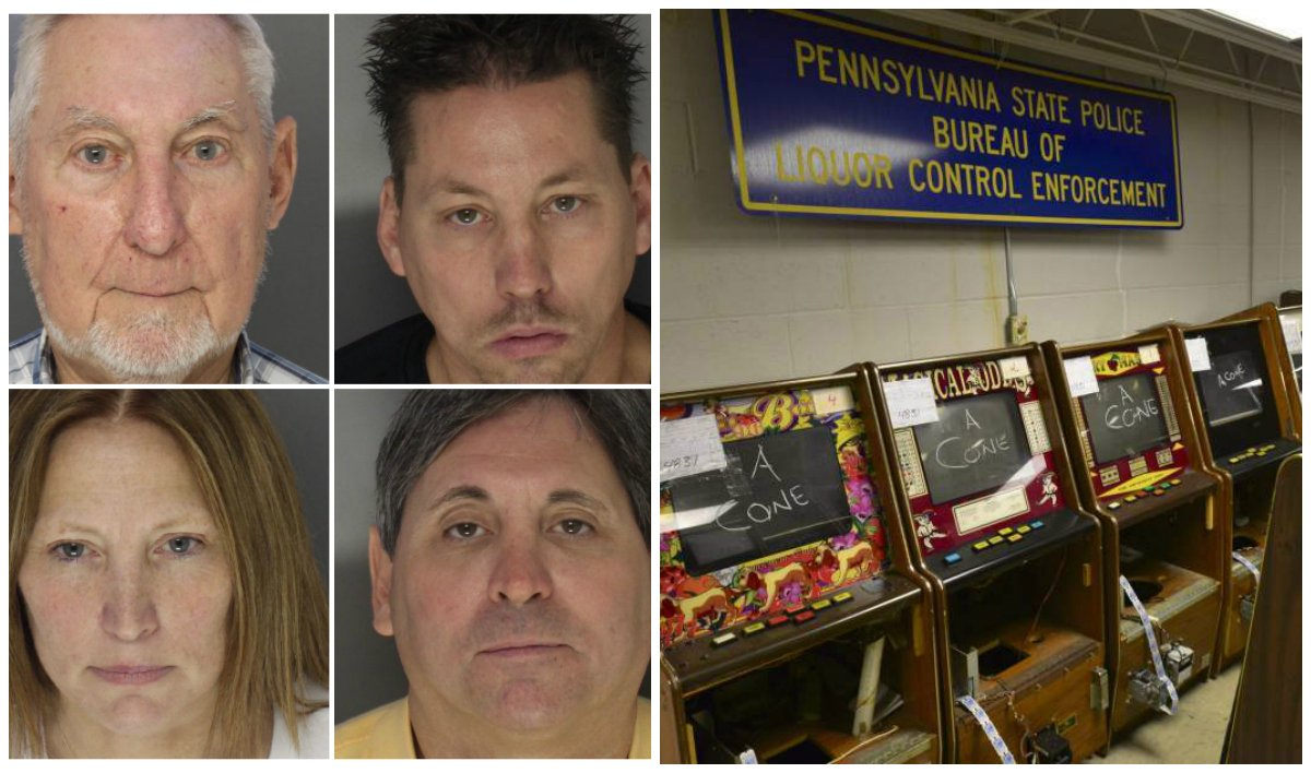 Pennsylvania illegal gambling casinos