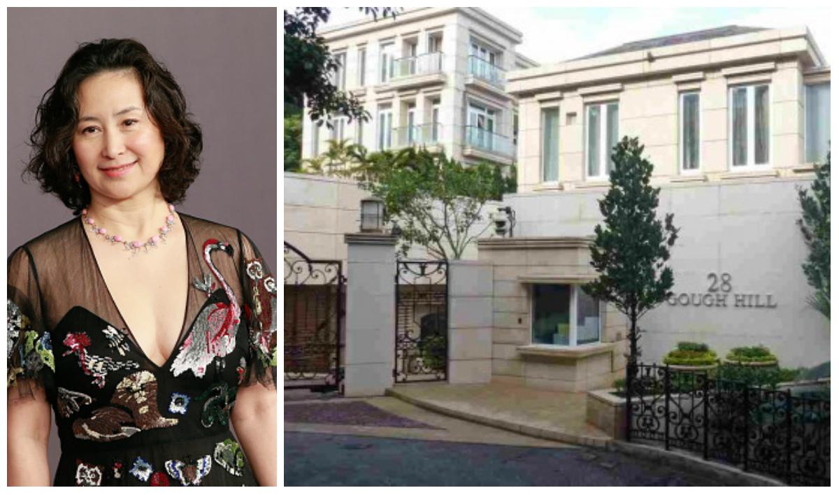 Pansy Ho Macau Hong Kong house
