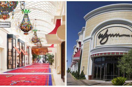 Wynn Las Vegas retail shopping