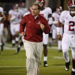 College Football Odds Predict Alabama Will Run The Table in Regular Season