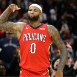 DeMarcus Cousins NBA odds Warriors