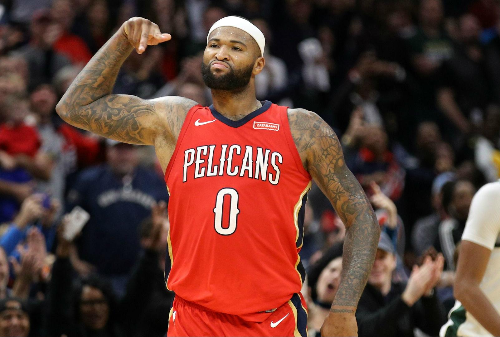 All-Star DeMarcus Cousins Joins Warriors, Las Vegas Odds Adjust