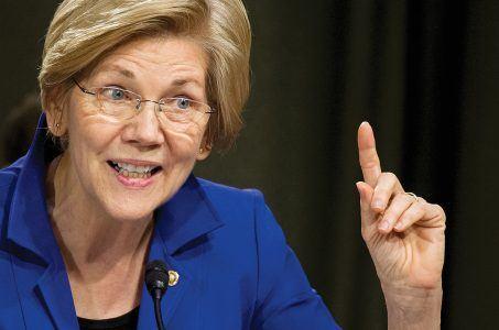 Elizabeth Warren Mashpee Wampanoag casino