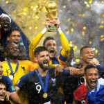 France wins World Cup Final