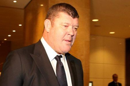 James Packer resigns from 22 directorships