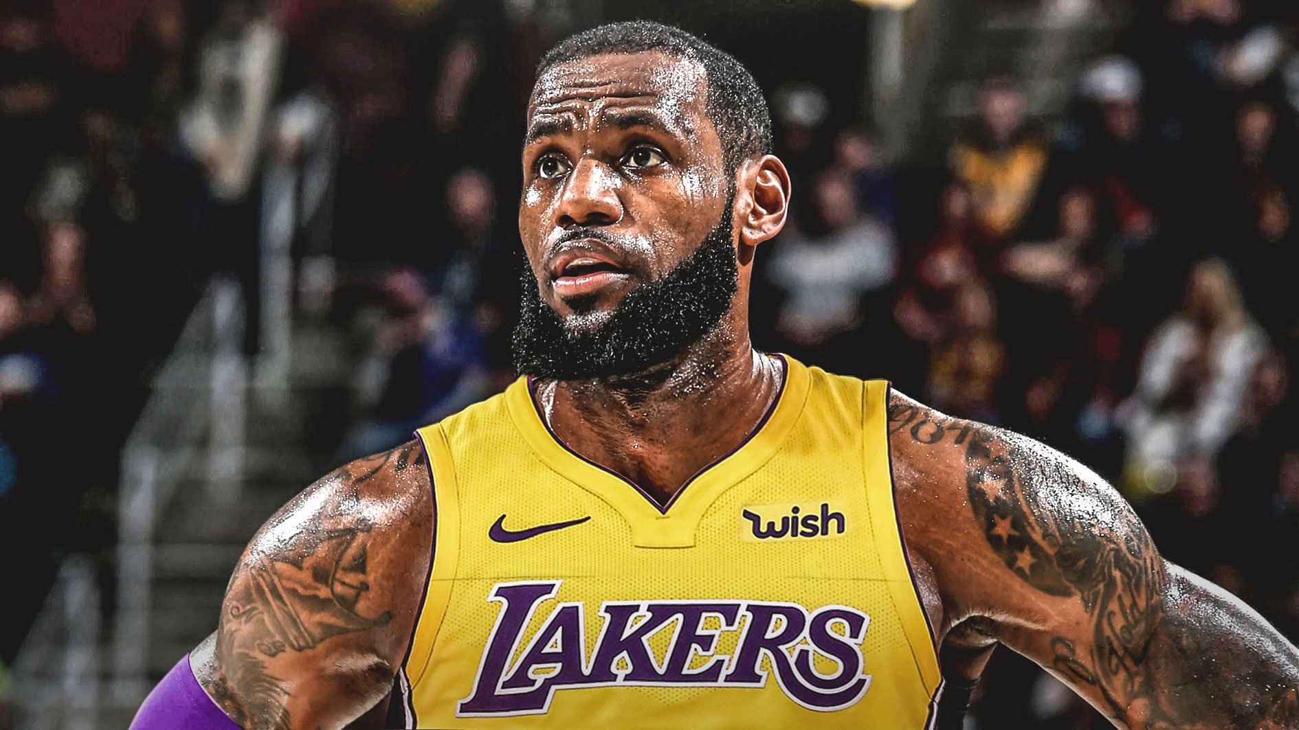LeBron James Los Angeles Lakers odds