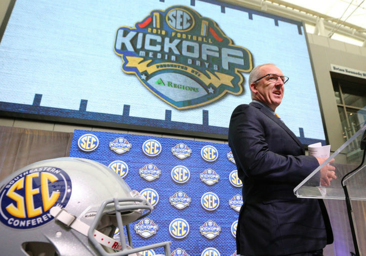 SEC football sports betting integrity