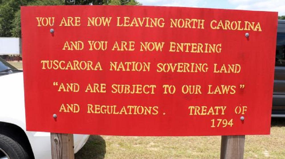 Tuscarora Indian Nation