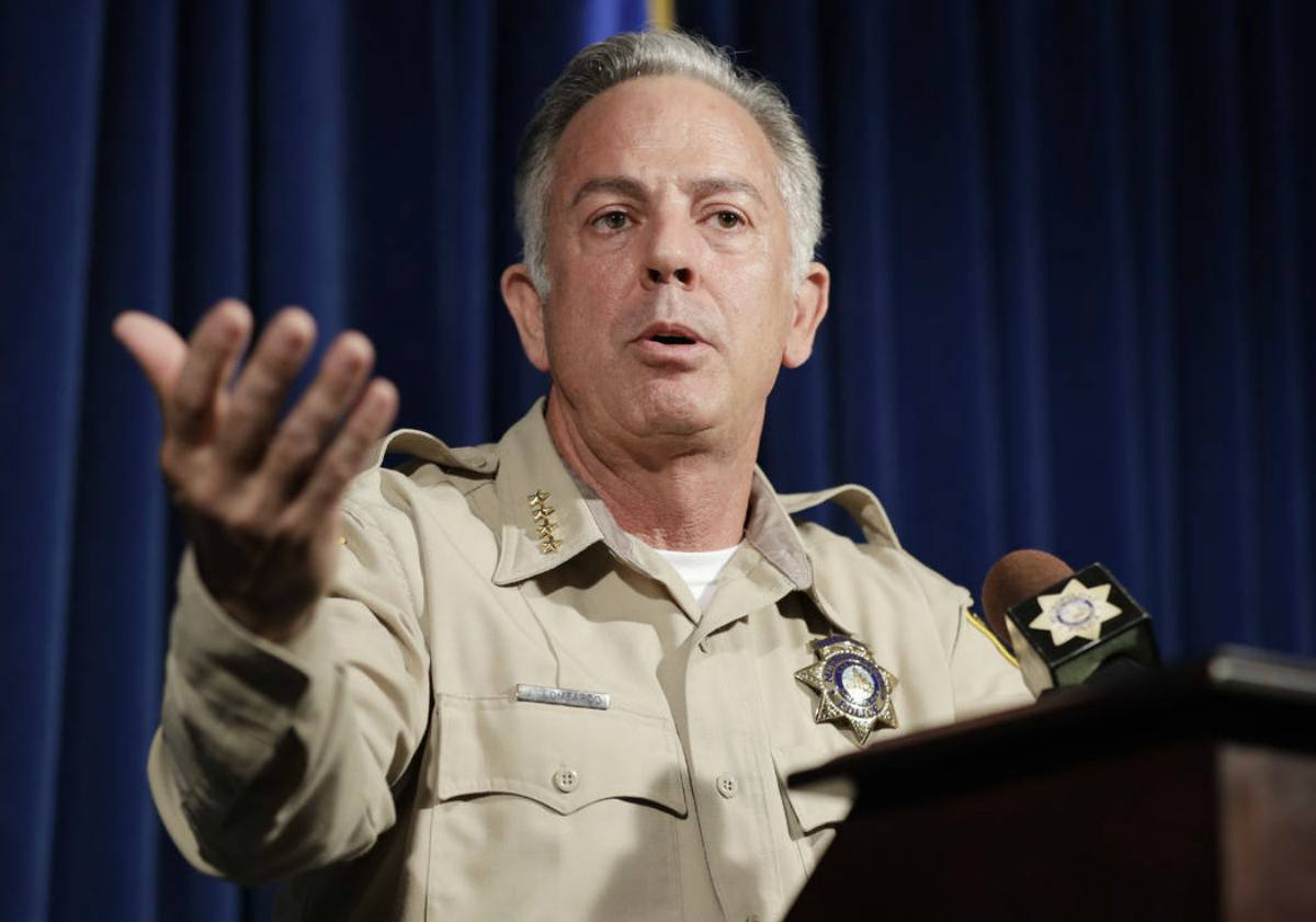 Las Vegas police shooting Paddock motive