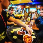 Buffalo Wild Wings Looks to Add Sports Betting Options to the Menu