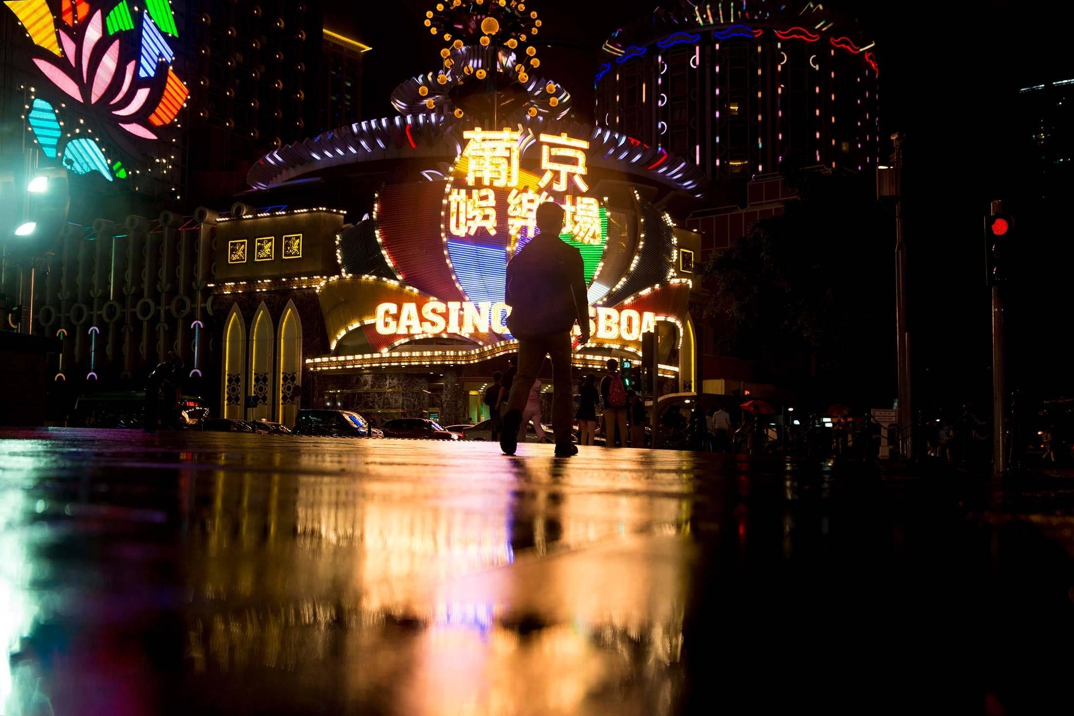 SJM Holdings Macau Grand Lisboa Palace