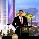 Caesars CEO Mark Frissora Says Las Vegas Alive and Well, Backs Talk With Own Money