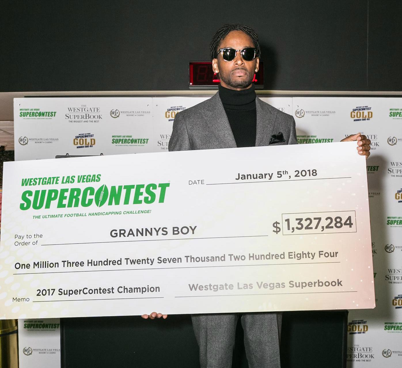 Westgate SuperContest Las Vegas NFL