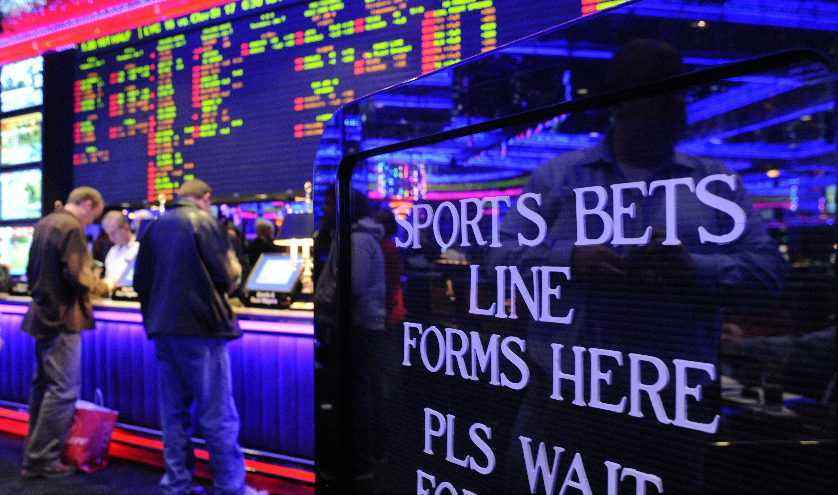 sports bettors ban Nevada casinos