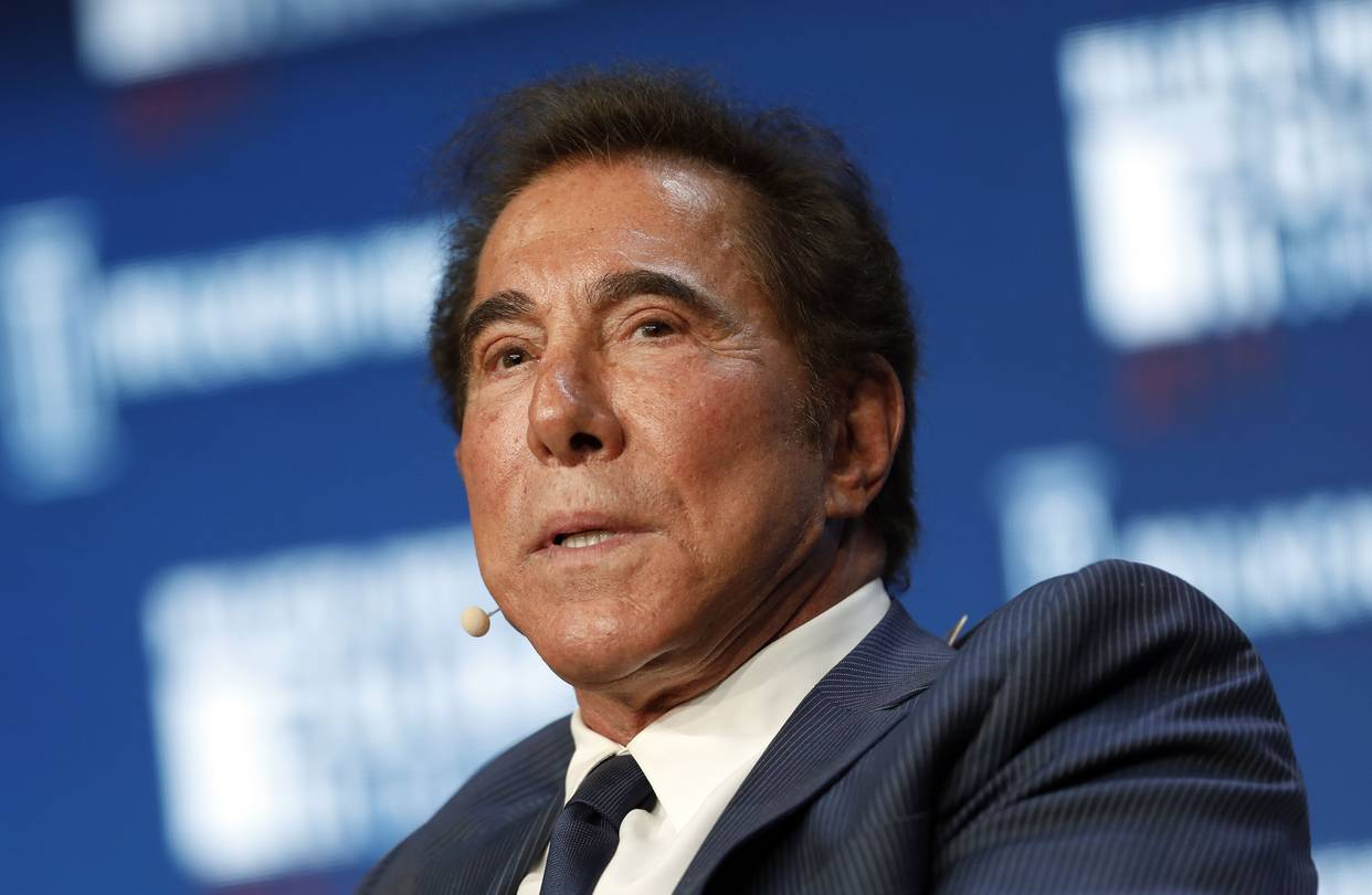 Steve Wynn rape lawsuit